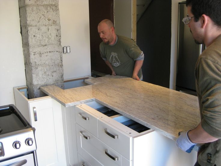 Superb Granite Countertop Installation