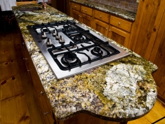 carnivale granite kitchen1