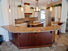 crazy horse granite kitchen